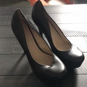 Olsenboye Black Pumps